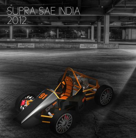 Sae india baja design report